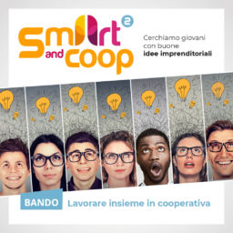 Al via Smart and Coop 2: tre premi e tante novità!