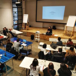 Hackathon per 8 a Impact Hub Firenze