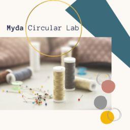 Economia circolare per il settore tessile con Myda Circular Lab